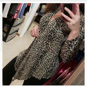 Sweaters - ❤ Cheetah leopard print cardigan